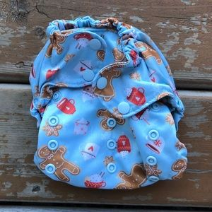 3/$30 - Smart Bottoms OG One Size Cloth Diaper Cover